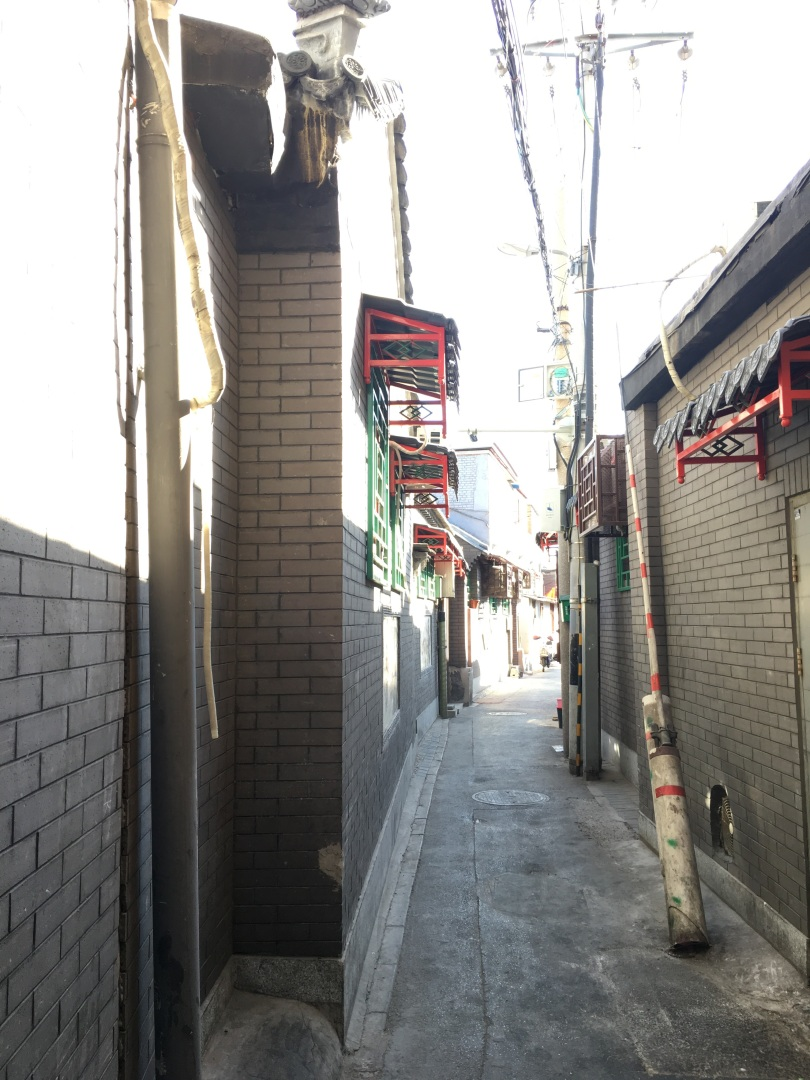 unknown way in Qianmen