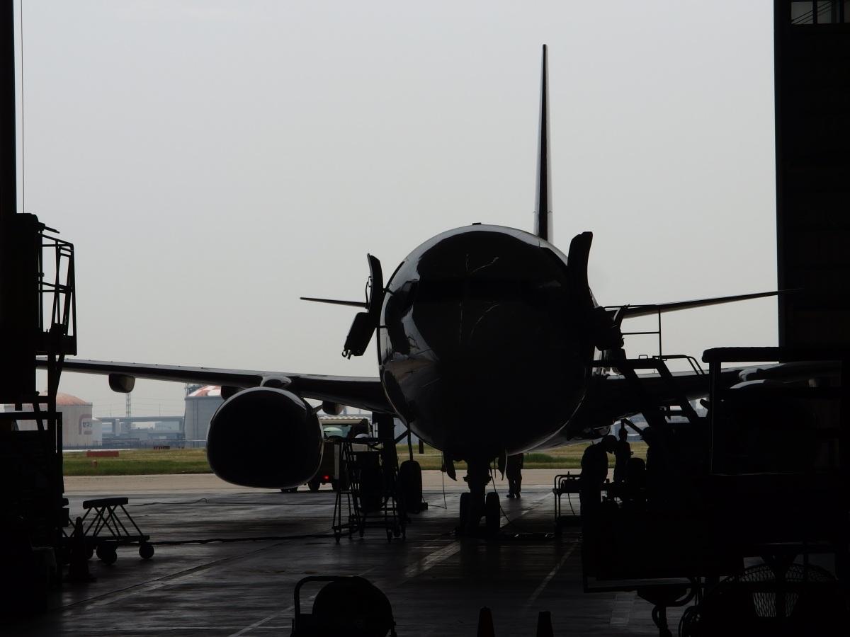 A Visit to AirplaneHangar