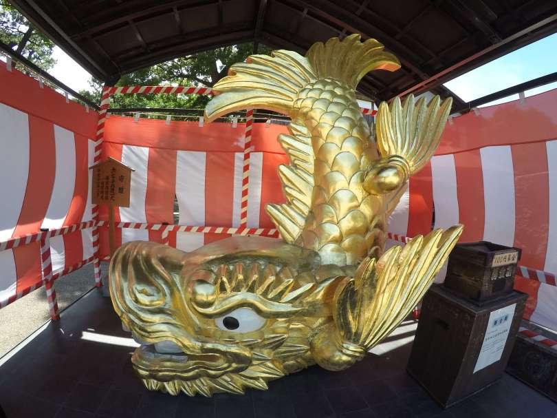 symbol of nagoya castle